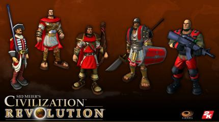 Strategie in Runden: Erster Trailer zu Civilization Revolution