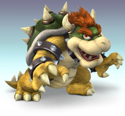 Brandgefahr: Bowser mischt in Smash Bros. Brawl mit!