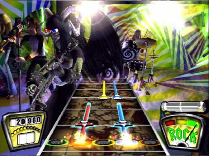 Guitar Hero: Rocks the 80s - Cheat