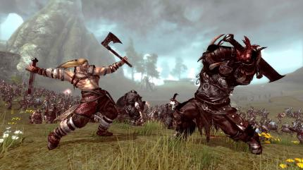 Xbox 360 - Viking: Battle for Asgard