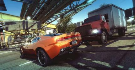 Burnout Paradise - Legendary Cars Pack bringt Ecto-1, General Lee und KITT