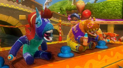Bildernachschub zu Viva Pinata: Party Animals