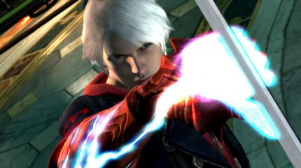 Die Charaktere aus Devil May Cry 4 im Visier