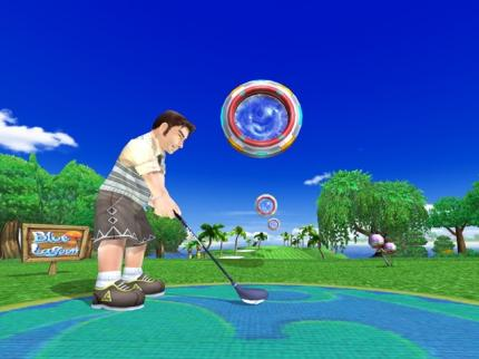 Erste Screenshots zu Swing Golf Pangya 2nd Shot