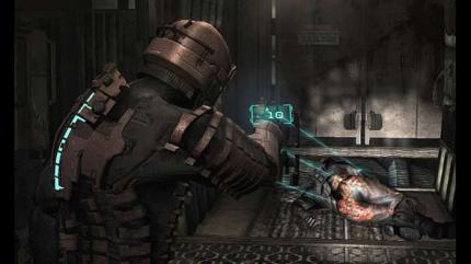 Dead Space doch mit Pause-Funktion