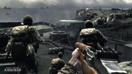 Fallschirmlandung: Actionreiche Screenshots zu Medal of Honor: Airborne