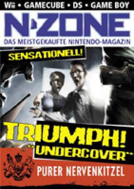 Undercover: Doppeltes Spiel (DS)