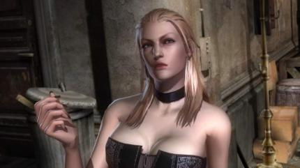 Frauenpower: Heiße Screenshots zu Devil May Cry 4