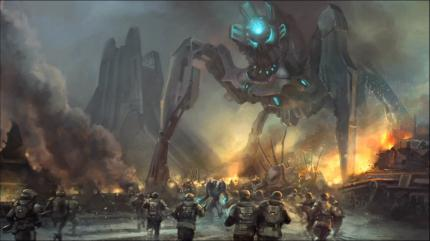 Halo Wars (Artwork)