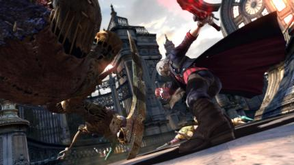 Fünf neue Screenshots zu Devil May Cry 4 erschienen