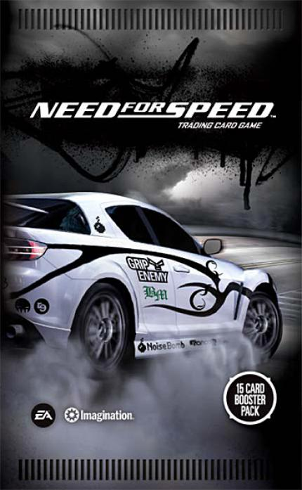 Neues Sammelkartenspiel zu Need for Speed