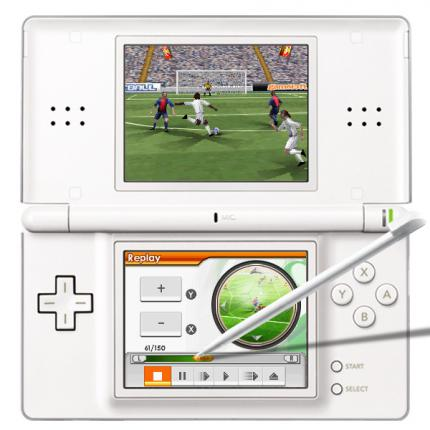 Neue Tutorial-Videos zu Real Football 2008 für DS
