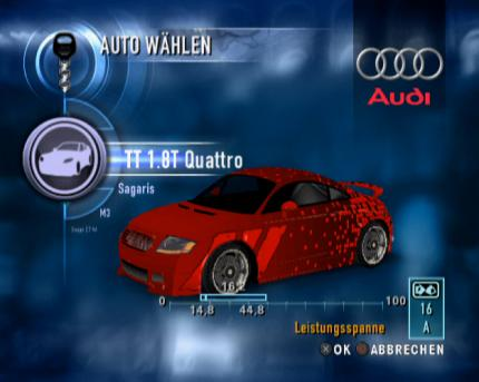 Cheats zu Juiced 2: Hot Import Nights (PS2)