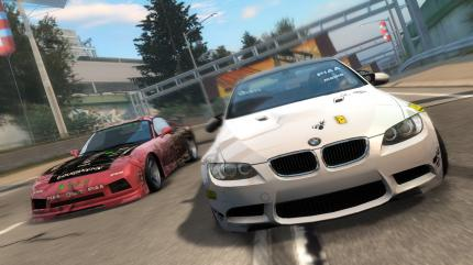 BMW & Co. im Blickpunkt: Neue Screenshots zu Need for Speed ProStreet