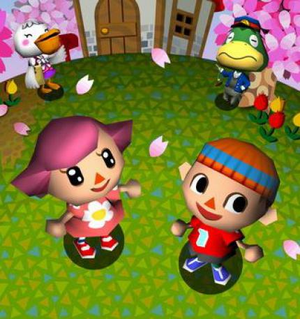 Animal Crossing kommt 2008 für Wii (mit Voice-Chat)