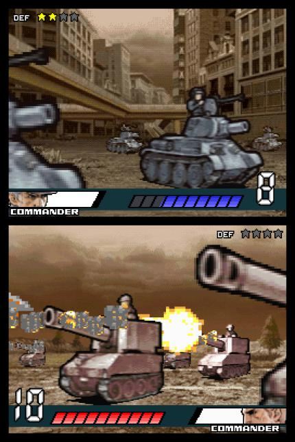 Advance Wars: Dark Conflict - Nintendo DS