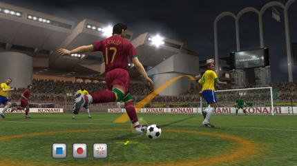 Test-Video zu Pro Evolution Soccer 2008 für Wii