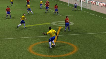 PES 2008 (Wii)
