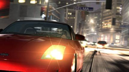 Vier neue Bilder zu Midnight Club: Los Angeles