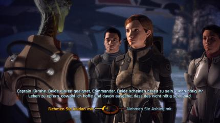 Geniale Screenshots zu Mass Effect