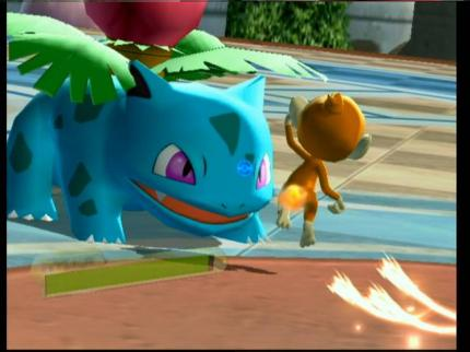 Pokéball los: Heiße Screenshots zu Pokémon Battle Revolution für Wii