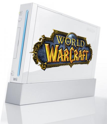 Petition: Wir wollen World of Warcraft für Wii!