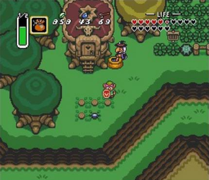 Produzent von Zelda: Reges Interesse an Neuauflage zu A Link to the Past