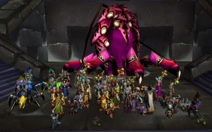 Nintendo-Helden in World of Warcraft gesichtet!