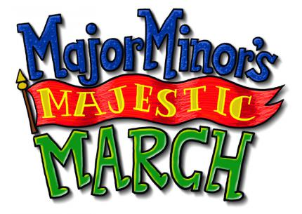 Major Minor's Majestic March, Genre: Musikspiel, Plattform: Wii