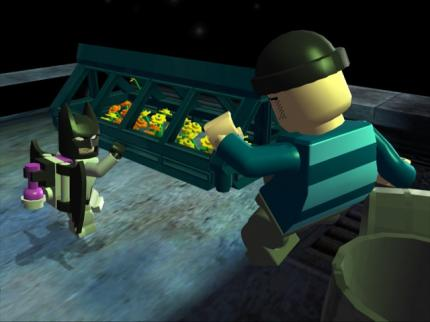 E3-2008-Trailer zu LEGO Batman