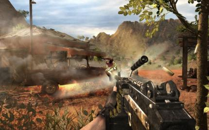 Far Cry 2 - Ubisoft - Actionspiel