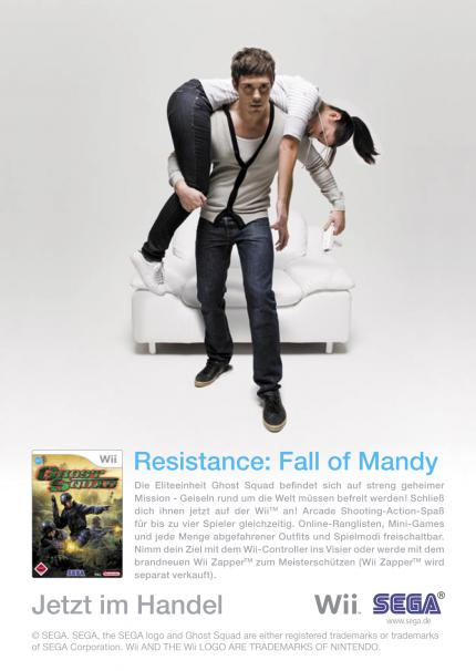 Die Interpretation des Tages: Resistance: Fall of Mandy