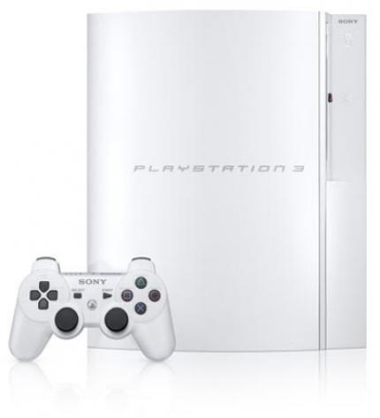 PlayStation 3 - Ceramic White