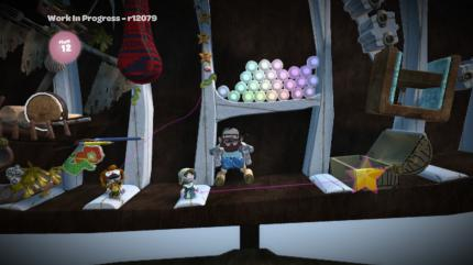 Screenshots aus Little Big Planet (4)