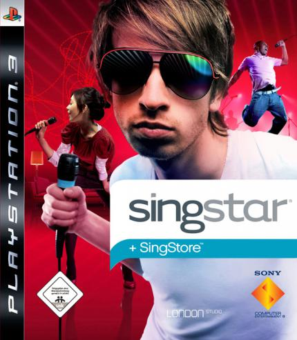 Singstar Update 1.10 erschienen