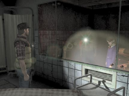 Test-Video zu Silent Hill Origins für PS2