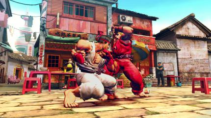 Dreiminütiges Gameplay-Video zu Street Fighter IV