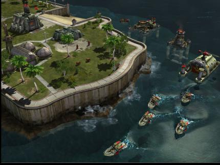 Command & Conquer: Alarmstufe Rot 3 meets Hasselhoff