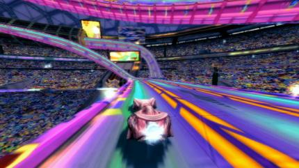 Speed Racer Screenshots
