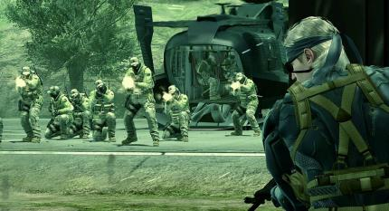 Neues Video zu Metal Gear Solid 4