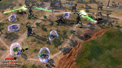 Command and Conquer 3: Kanes Rache Screenshots