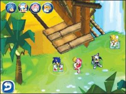 Neuer Gameplay-Trailer zu Sonic Chronicles: Die Dunkle Bruderschaft
