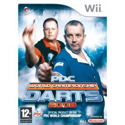 PDC World Championship Darts 2008 - Wii