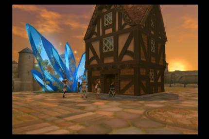 Final Fantasy Crystal Chronicles: My Life as a King - WiiWare - Nintendo