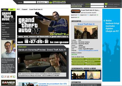 GTA-Channel - cynamite.de