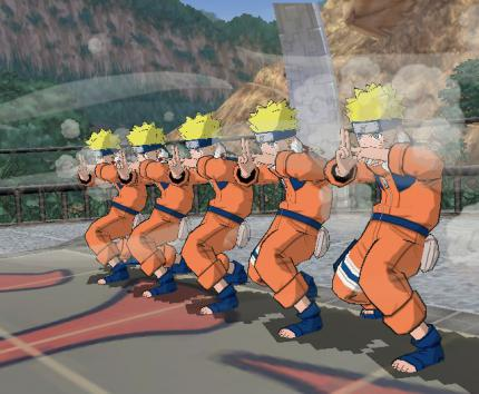 Test-Video zu Naruto: Clash of Ninja Revolution für Wii