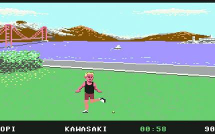 California Games - C64