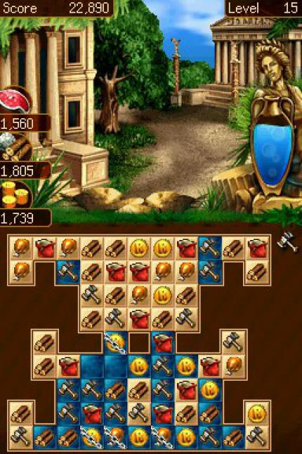 Jewel Master: Cradle of Rome - Nintendo DS