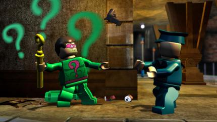 Cheat-Codes zu LEGO: Batman