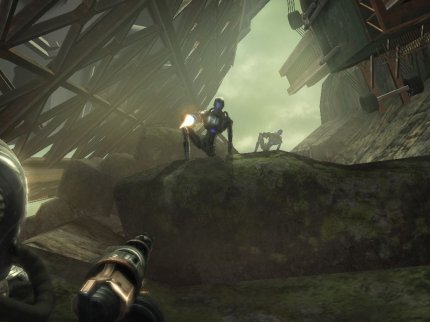 Großes Gameplay-Video zum SciFi-Shooter Dark Void von der E3